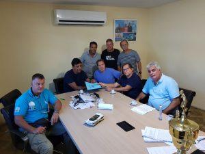 Temos o apoio da secretaria de esportes de Niterói!