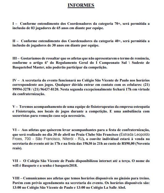 Informativo 4