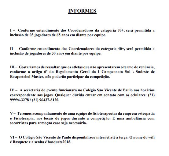 Informativo 5