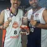 Conquistas do Basquete Master