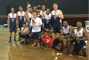 Festa do basquete AVBN