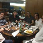 Jantar no Senac - Vitória