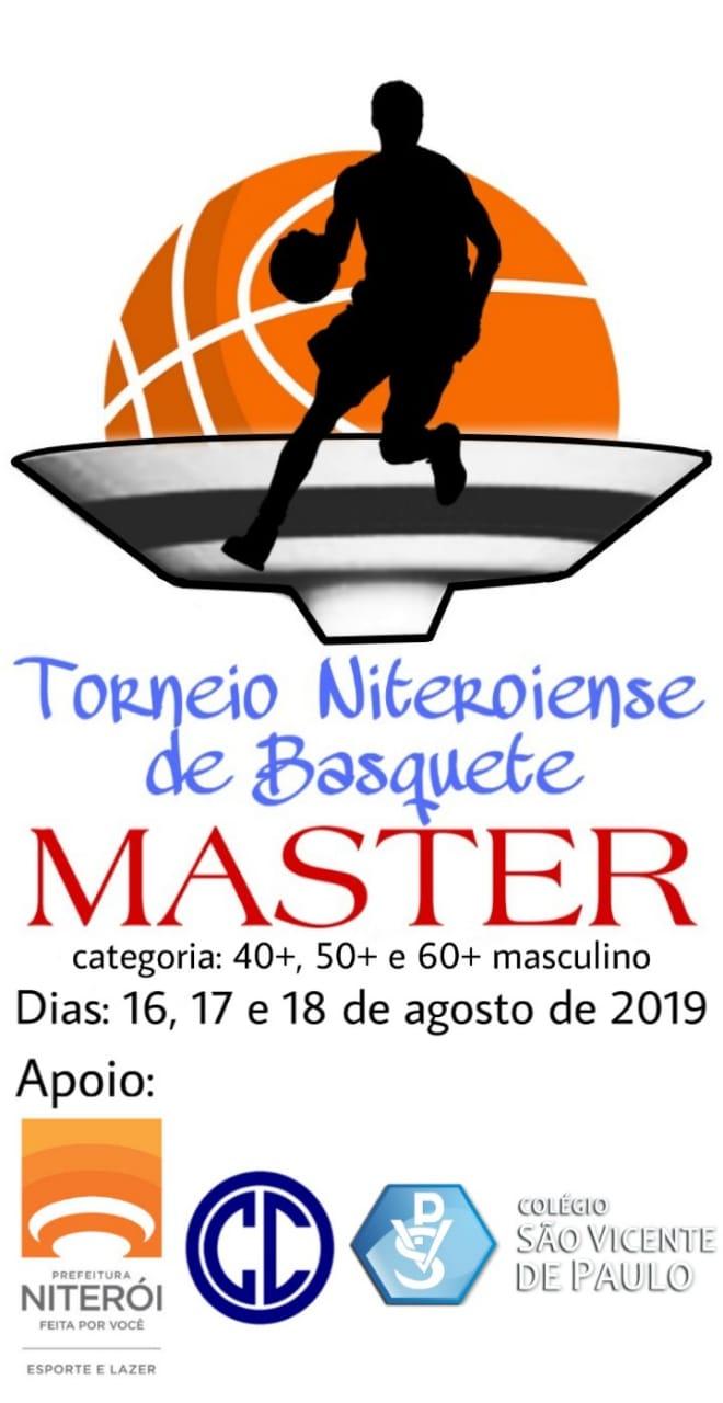 Torneio Master de Basquete em Niteroi