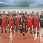 AVBN1 Terceiro lugar no torneio da Lagoa